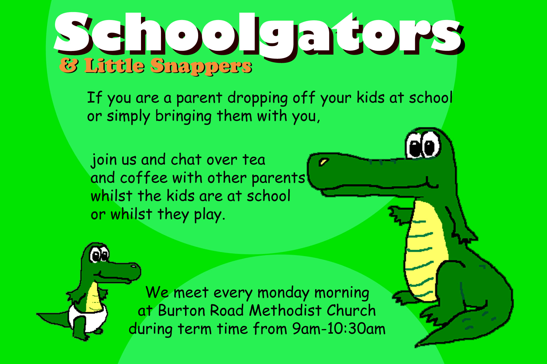 school gators